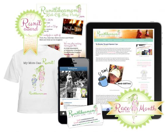 Jumpstart Client Case Study: Runitlikeamom